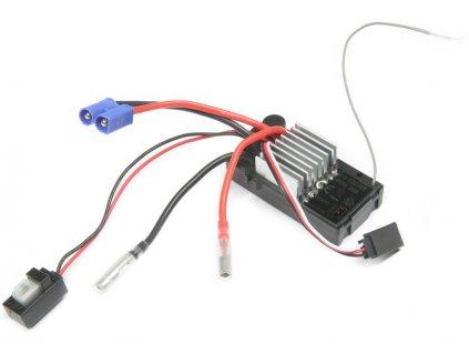 ECX Přijímač 2.4GHZ V4 + ESC voděodolný - ECX13010