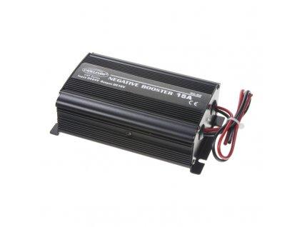 Spínaný měnič napětí z 24/12V, 15A bez ventilátoru - 34315