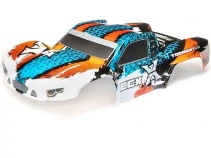 ECX Karosérie oranžová: Torment 4WD - ECX230032