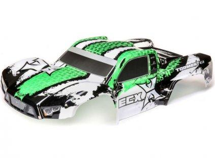 ECX Karosérie bílá: Torment 4WD - ECX230034