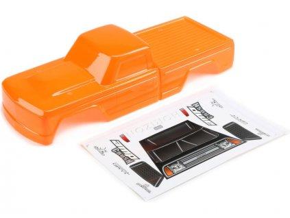 ECX karosérie oranžová: AMP Crush - ECX230045