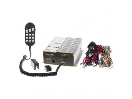 x Profesionální výstražný systém s mikrofonem 300W - SN300Ws5
