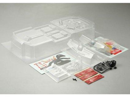 Killerbody kokpit čirý, příslušenství: Furious Angel 1:10 - KB48411