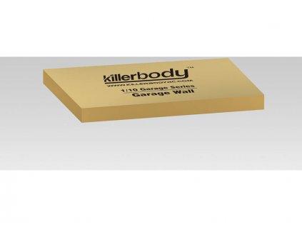 Killerbody stěny garáže - KB48543
