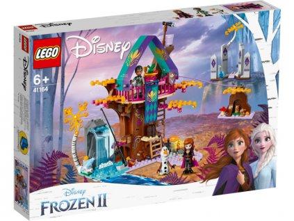 LEGO Disney Frozen - Kouzelný domek na stromě - LEGO41164