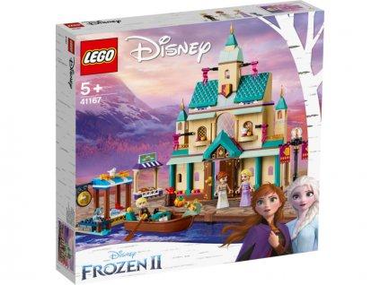 LEGO Disney Frozen - Království Arendelle - LEGO41167