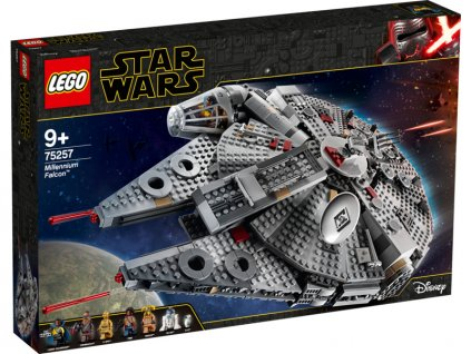 LEGO Star Wars - Millennium Falcon - LEGO75257