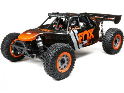 Losi Desert Buggy XL-E 2.0: 1:5 4WD SMART RTR Fox Racing - LOS05020T1