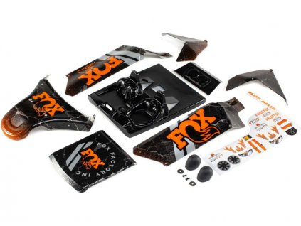Losi karosérie Fox Racing: DBXL-E 2.0 - LOS250043