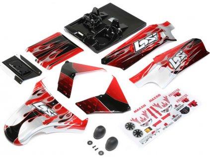 Losi karosérie Losi Racing: DBXL-E 2.0 - LOS250044