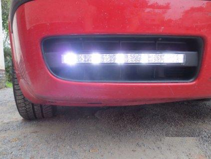 LED světla pro denní svícení Škoda Octavia I 2000-10, ECE - drlSK04/just