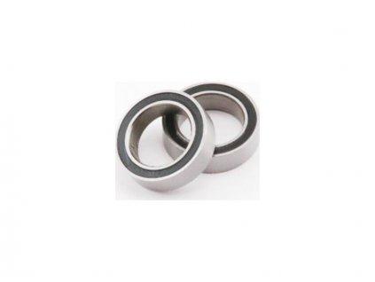 Losi ložisko chrom guma/nylon 10x15x4mm (2) - LOSA6957