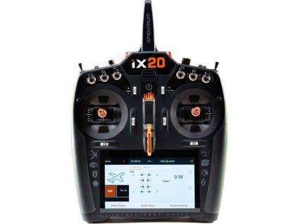 Spektrum iX20 DSMX pouze vysílač, kufr - SPMR20100EU
