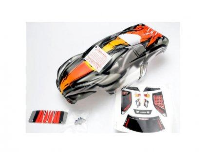 Traxxas karosérie ProGraphix: Nitro Rustler - TRA4411R