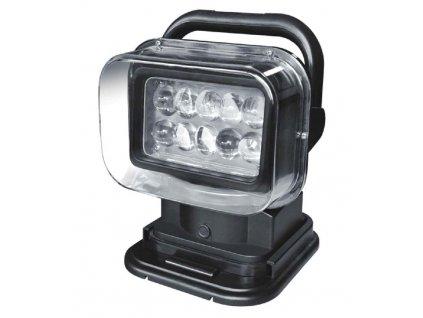 LED dálkově ovládaná vyhledávací svítilna 12V - led-spy01