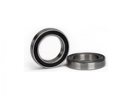 Traxxas kuličkové ložisko 15x24x5mm 2RS černé (2) - TRA5106A