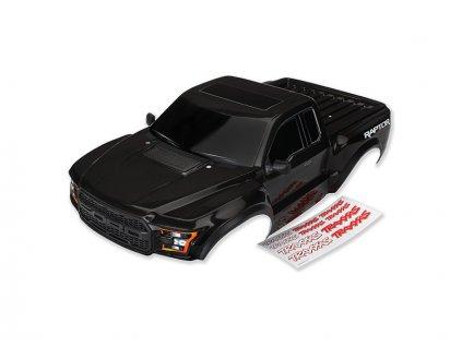 Traxxas karosérie černá HD: Ford Raptor 2017 - TRA5826A