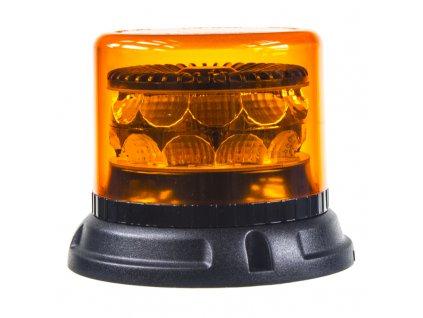 PROFI LED maják 12-24V 24x3W oranžový 133x86mm, ECE R65 - 911-C24f