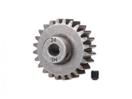 Traxxas pastorek 24T 1.0M 5mm - TRA6496X