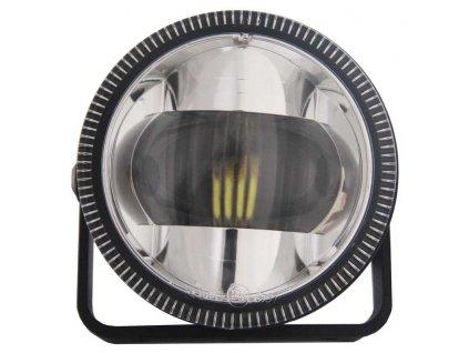 LED mlhová světla, homologace ECE R19 - FOGled12