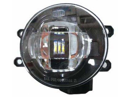 LED mlhová světla, homologace ECE R19 - FOGledTY