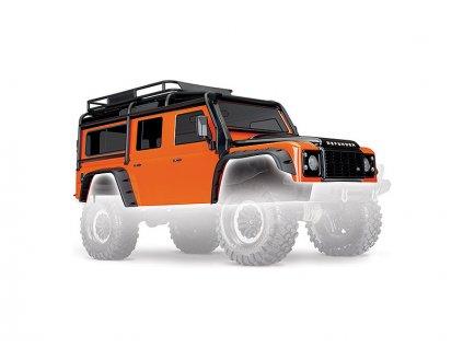 Traxxas karosérie Land Rover Defender Adventure: TRX-4 - TRA8011AQ