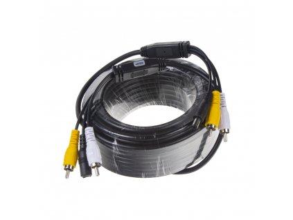 RCA audio/video kabel, 15m - 80345