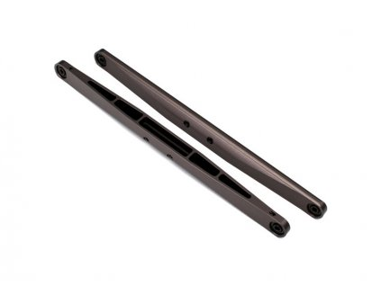Traxxas kyvné rameno hliníkové šedé (2) - TRA8544A