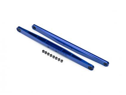 Traxxas kyvné rameno hliníkové modré (2) - TRA8544X