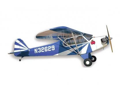 """SIG Piper 1/6 """"Clipped Wing"""" 1422mm zkrácená verze - SIGRC26"""