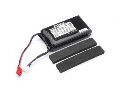 Futaba TX akumulátor LiFe 6,6V 2200mAh - FUT0135