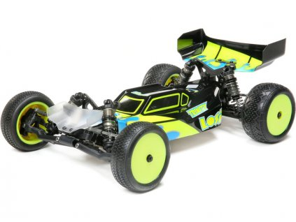TLR 22 5.0 1:10 2WD Dirt Clay DC ELITE Race Buggy Kit - TLR03022