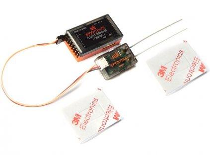 Spektrum řídící jednotka FC6250HX Heli Flybarless - SPMFC6250HX