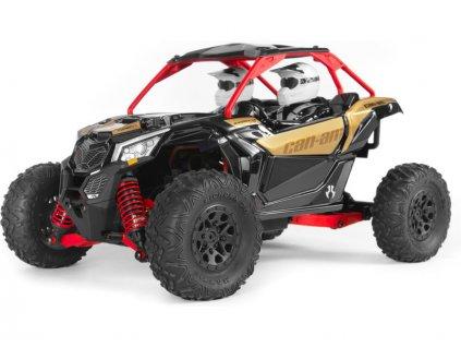 Axial Yeti Jr. Can-Am Maverick 4WD 1:18 RTR - AXI90069