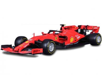 Bburago Ferrari SF90 1:18 #5 Vettel - BB18-16807Ve