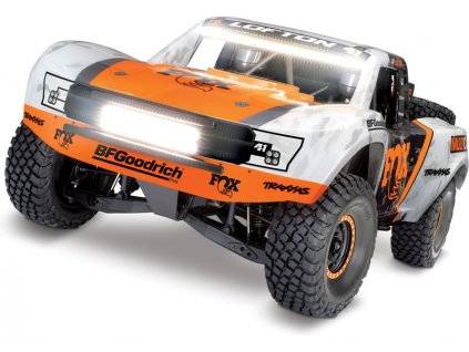 Traxxas Unlimited Desert Racer 1:8 TQi RTR s LED Fox - TRA85086-4-FOX