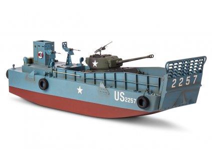 TORRO RC 1:16 Vyloďovací plavidlo LCM3 - TOR900001