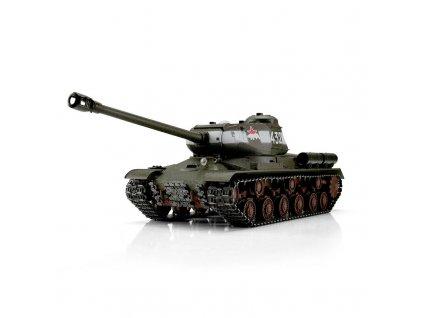 TORRO tank PRO 1/16 RC IS-2 1944 zelený - infra - TOR928001