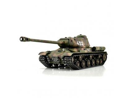 TORRO tank PRO 1/16 RC IS-2 1944 vícebarevná kamufláž - infra IR - TOR928003