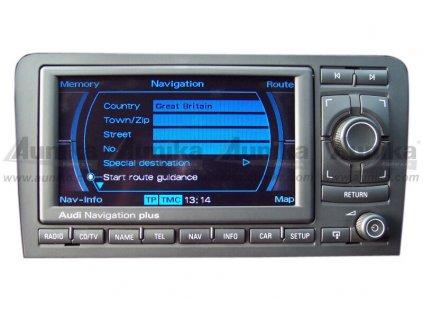 AUX vstup pro navigace Audi RNS-E - 222591