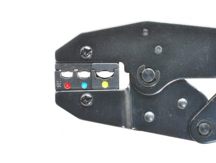 Lisovací kleště na izolované konektory - 427001