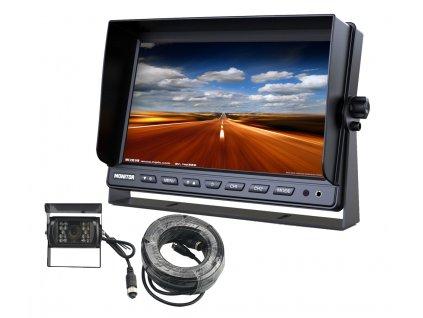 """SET kamerový systém s monitorem 10"""" - sv1009set1"""