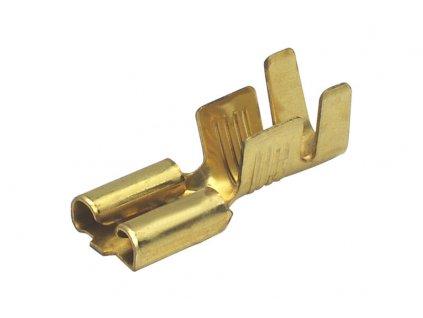 Konektor dutinka 6,3mm - 427909 5000