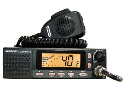 Rámeček CB radiostanice PRESIDENT JOHNSON II. - 373109