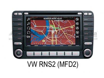 AUX vstup + výstup VW - MFD2 - 248604