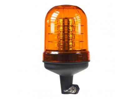 LED maják, 12-24V, oranžový na držák, ECE R65 - wl93hr