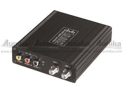 DVB-CCC integrovaný DVB-T tuner BMW - 221531