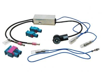 Antenni napajec a slucovac FAKRA - ISO
