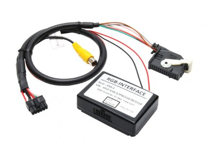 Video adapter pro park kameru VW RNS510 / Skoda Columbus
