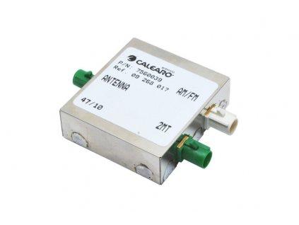 SPLITTER AM/FM + VHF